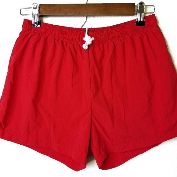 b9c98c2bdb American Apparel Red Lifeguard Swim Shorts Small. American Apparel.  M_5d167689a20dfcd5ea346c5d. M_5d1515e3ffc2d413d9fc3ade.  M_5d1515d8689ebc7b35843b79